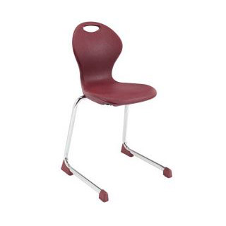 Academia Infuse cantilever student chair