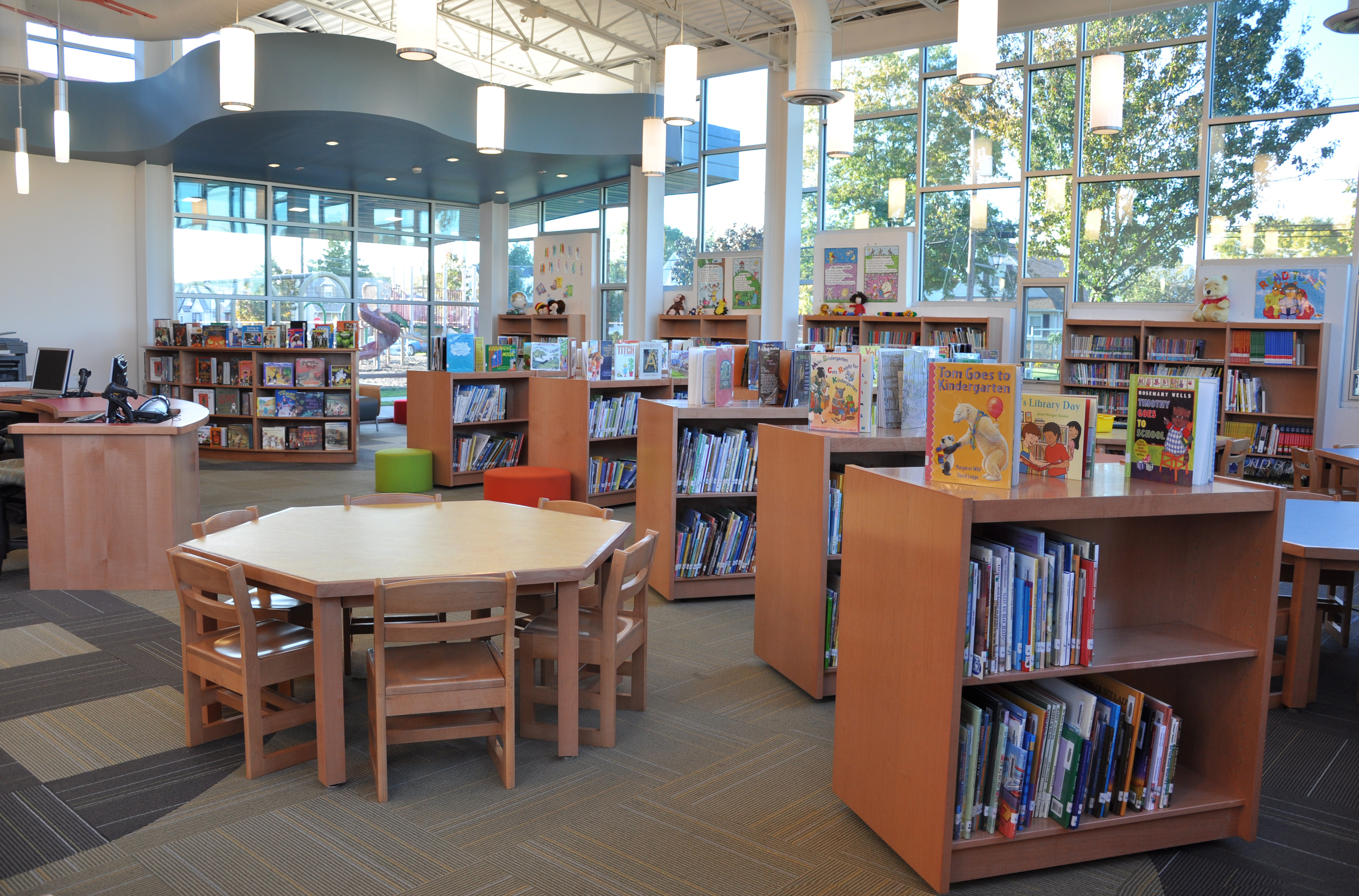 Library Furniture, Shelving & Bookcases | School Furnishings