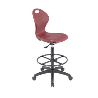Academia drafting stool