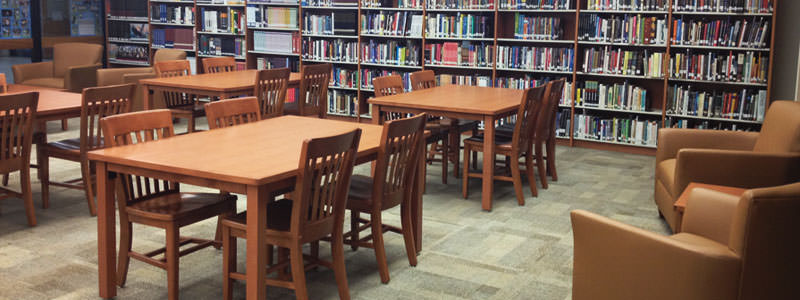 Library Furniture Shelving & Bookcases