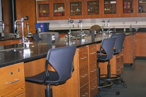 Lab furniture from School Furnishings