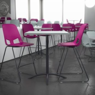 American Seating US Chair - Cafe