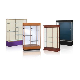Ghent Waddell display cases