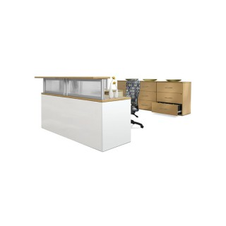 Global Total Office - Reception desk