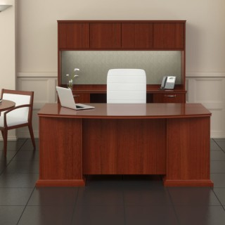 Indiana Desk - Phoenix Office Suite