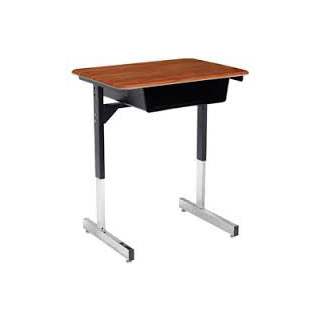 Academia T-leg desk