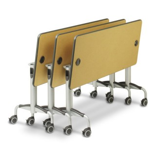 Bretford Flip Top & Nest Mobile Tables