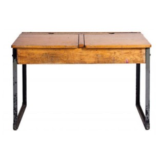 1920s Welsh School Desk